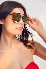 Halloween Express Locations Omaha Ne by Quay X Jasmine Sanders Indio Metal Sunglasses Urban Outfitters