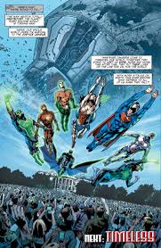 The Justice League Volume 3 14