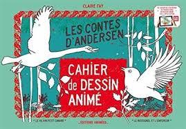 cahier de gribouillages pour adultes qui s ennuient au bureau livre cahier de dessin animé les contes d andersen le vilain