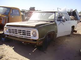 100 1972 Dodge Truck 72DT4073C Desert Valley Auto Parts