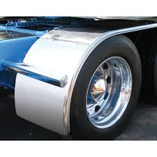 100 Truck Town Ga 60 Smooth Half Fender With Rolled Edge 2535 14