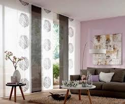 vortrefflich moderne gardinen für wohnzimmer design