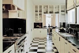 White Black Kitchen Design Ideas by Black And White Kitchen Design Ideas
