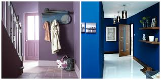 Interior Design Hallway Color Imanada Colours At Bq Homedecor Styling Bold Bright Blue Navy Online Degree