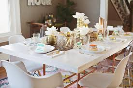 Beautiful Thanksgiving Table Decorating Ideas
