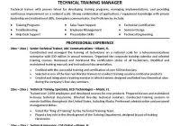 Author Resume Samples Technical Writing Examples And Example Resumes Writers