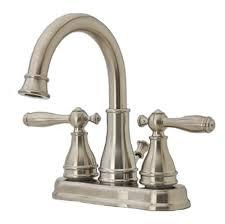 Lowes Canada Bathroom Faucets by Pfister Sonterra 2 Handle 4 In Centerset Watersense Bathroom