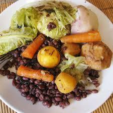 recette diététique potée végétarienne au chou vert frisé et aux