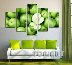 unique 60 green apple decorations for kitchen design inspiration