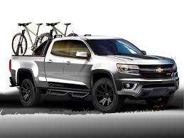 100 Concept Trucks 2014 Chevrolet Colorado Sport Design Sketch
