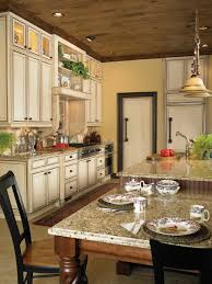 Wellborn Forest Champagne Cabinets by Cabinetry French Quarter Facades