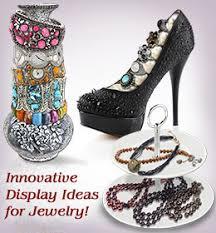 Creative Jewelry Display Ideas
