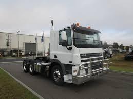 2009 DAF CF 85 Series DAY CAB - Daimler Trucks Adelaide