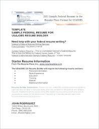Military Resume Samples Veteran Examples For Civilian