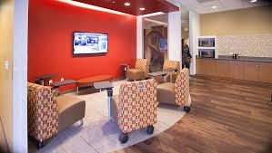 State Farm Environmental Design Office Space Interior