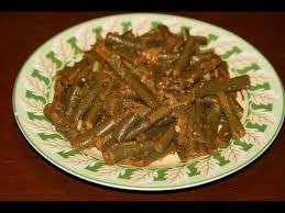comment cuisiner les haricots verts recette entrée chaude aux haricots verts moroccan green bean saute
