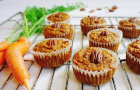 karotten nuss muffins die lektinfreie süsse frühstücksidee