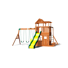 12 Ft Christmas Tree Sams Club by Thunder Ridge Cedar Swing Set Play Set Sam U0027s Club