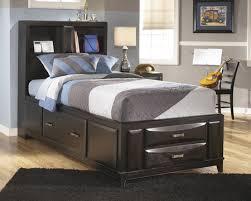 Ashley Furniture Kira Twin Storage Bed