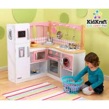 Costco KidKraftR Grand Gourmet Corner Kitchen