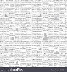 Templates Newspaper Vector Background