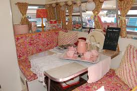 Camper Interior Decorating Ideas by 1084 Best Glamping Trailer Interiors Images On Pinterest