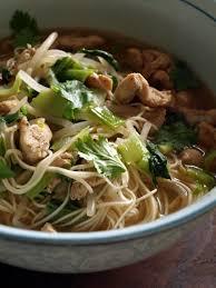 cuisiner le chou chinois cuit ramen au poulet et pak choï cookismo recettes saines faciles