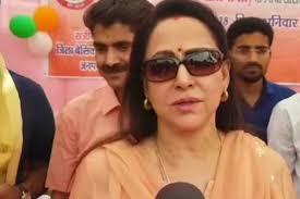 hema siege social uttar pradesh bjp mp hema malini says crime against minor