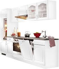 wiho küchen küchenzeile linz mit e geräten breite 280 cm kaufen otto