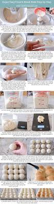 French Bread Roll Step By Photos And Text Instructions On How To Make