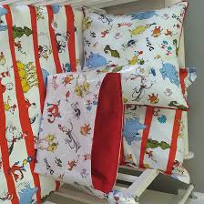 Dr Seuss Baby Bedding by Dr Seuss Fabric Studio Collection Fabric