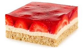 nuss biskuit erdbeer kuchen rezept