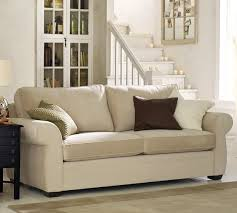 Pottery Barn Grand Sofa Dimensions by Pearce Upholstered Sofa Pottery Barn