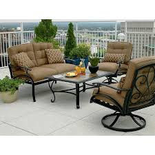 Agio Patio Furniture Sears by La Z Boy Outdoor Dcai 4pc Caitlyn 4 Pc Seating Set Limited