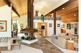 Imposing Slate Flooring Living Room Furniture Sets Image Design
