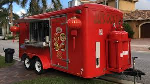 100 Food Truck Trailer LiLis Chon Fun Used Chinese For Sale