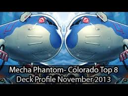 Mecha Phantom Beast Deck October 2014 by Top 8 Regional Mecha U003cbr U003e U003ciframe Title U003d