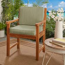 Bay Isle Home Indoor/Outdoor Lounge Chair Cushion | Wayfair Weather Resistant Round Table Ding Set Chicago Wicker Malibu Contemporary Club Chair W Cushion Becker How To Choose And Look After Your Wooden Garden Fniture Blog 7 Taking A Look At Uncomfortable Wooden Chairs In College 24 Ways To Make The Most Of Tiny Apartment Balcony Willow Making Workshop Fortwhyte Alivefortwhyte Alive Three Posts Cadsden Patio Reviews Wayfair Mainstays Outdoor Recliner Ashwood Walmartcom Adirondack Pattern Sante Teak Wingback Chairs Belle Escape Recover Cushions Quick Easy Jennifer Maker