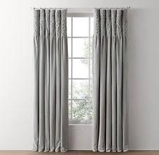 Restoration Hardware Curtain Rod Rings by Restoration Hardware Velvet Curtains Drapes U0026 Valances Ebay