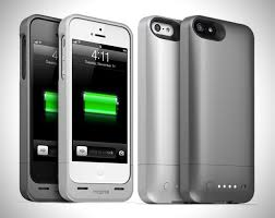 iPhone 5 Juice Pack Helium Battery Case by Mophie