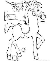 Free Horse Colouring Pages For Adults Cute Coloring Sheets Medium Size Of H Is Page Horses Realistic