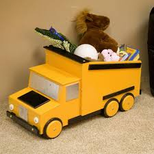 100 Dump Truck Toddler Bed Just Kids Stuff Truck Toy Chest Furniture At