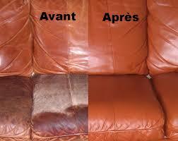 restaurer un canapé r nover un canap en cuir produit pour canape 2 tapissier