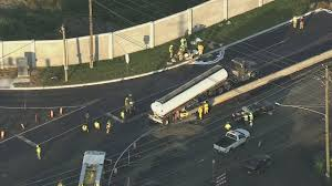 Tanker Truck Leaks Heating Oil In Warrington Township | 6abc.com Colts Neck Tanker Crash Driver Injured Liquid Chlorine Spilled Tanker Truck Driving Jobs Requirements Duties Rponsibilities Tanker Yankers Good Companies Truckersreportcom Hirail Operators Dbi Job Posting Envirovac Waste Transport Systems Trucker Grand Central 10 Best Hazmat Trucking Companies In Us Fueloyal You Crazy Will Hazardous Materials Trucks Ever Get To Getting Your Endorsements For Careers Midwest Ftilizer 9 Of The Highest Paying In 2019 Should Know About