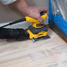 Varathane Floor Sander Machine by Sanding Floors With Orbital Sander Akioz Com