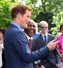 100 Darren Cambell Campbell And Prince Harry Photos Photos Prince Harry Hosts