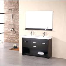48 Inch White Bathroom Vanity Without Top by Vanities 48 Double Sink Vanity Without Top 48 Inch Double Sink