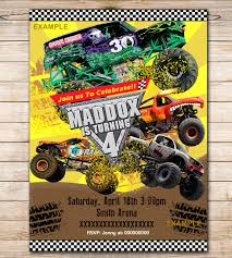 Monster Jam Birthday Invitations - Marialonghi.Com Blaze And The Monster Machines Invitation Birthday Truck Cake Cbertha Fashion And The Party Supplies Canada Open Amazoncom Invitations 8ct Its Fun 4 Me 5th Themed Alanarasbachcom Machine By Free Printable Cupcake Fill In Design Sophisticated