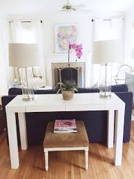 Dress Up The Entryway With A Console
