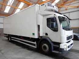 VOLVO FL 240, 4 X 2 FRIDGE - DX60 DWC Refrigerated Trucks For Sale ...